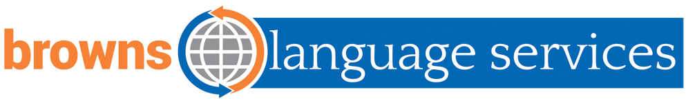 Browns Language Services Logo